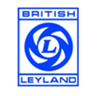 Logotipo de la British Leyland
