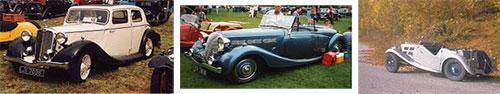 riumph Gloria Six 1934 - Triumph Gloria Southern Cross 10.8 HP (4 cilindros, 1,232 cc) 1936 - Triumph Dolomite Roadster 1937