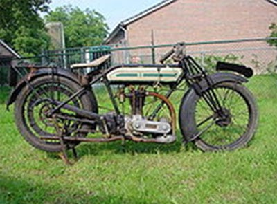 Triumph Ricardo1924