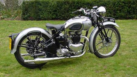 Triumph Tiger T100 1939