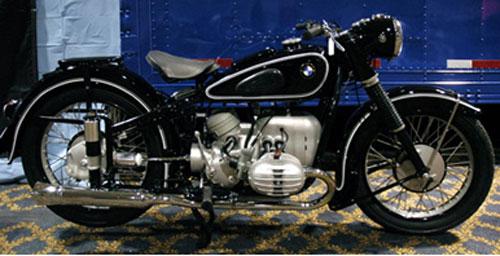 1950-1956 BMW R51/3