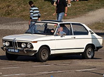 BMW 1802 hatchback