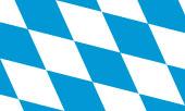 Bandera Baviera Bavaria