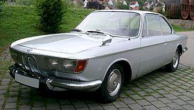 BMW 2000 C/CS