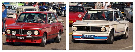 BMW 2002 Tii / BMW 2002 Turbo
