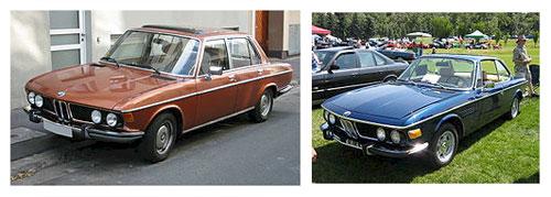 BMW 2500 / BMW 2800 CS
