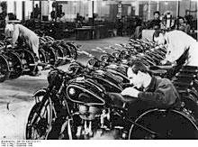 Motos BMW R24 - 1948
