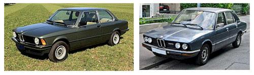 BMW Serie 3 / BMW Serie 5