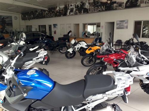 Motos BMW Guatemala Sala de ventas
