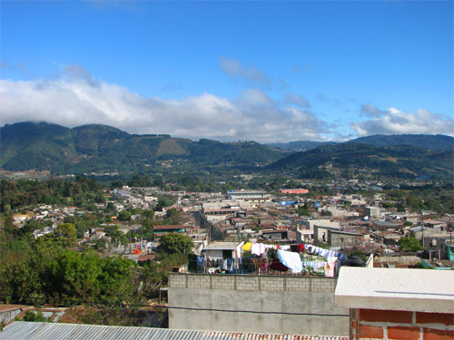 Municipio de Magdalena Milpas Altas