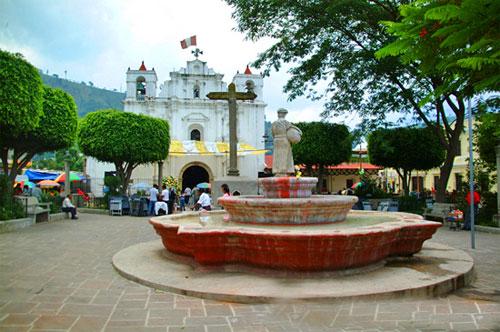 Municipio de San Antonio Aguas Calientes