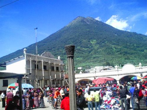 Municipio de Santa María de Jesús