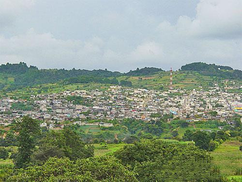 Municipio de Santiago Sacatepéquez