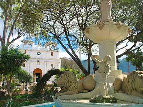 Municipio de Santo Domingo Xenacoj