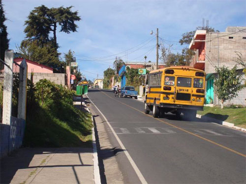 Municipio de Esquipulas Palo Gordo