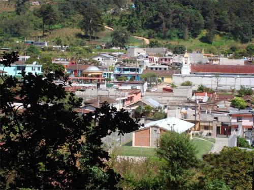 Municipio de San Antonio Sacatepéquez