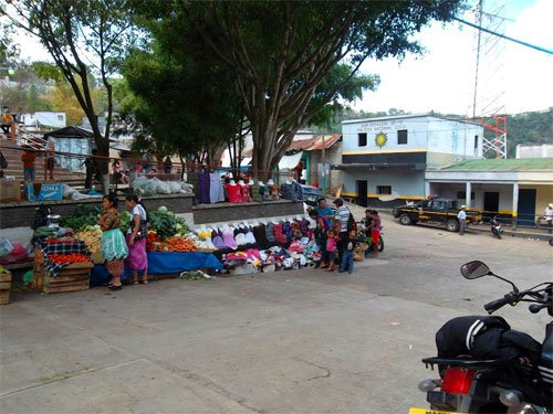 Municipio de Santa María Ixhuatán