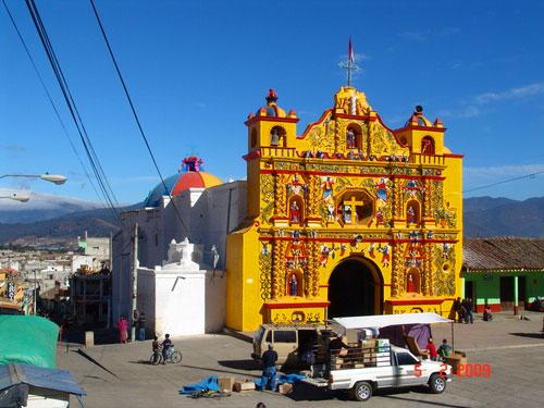Municipio de San Andrés Xecul