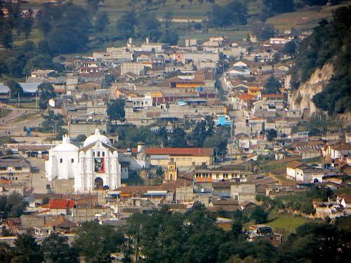 Municipio de San Cristobal Totonicapán